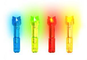 Светящиеся хвостовики для арбалетных стрел